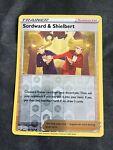 Sordward & Shieldbert 135/163 Uncommon Reverse Holo Pokemon Battle Styles New