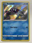 Pokemon Holo NM Shiny Arrokuda SV031/SV122 Shining Fates