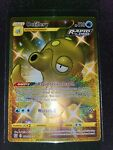 Pokemon Battle Styles Octillery Gold Secret Rare 178/163 - NM/M