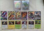 Tyranitar V 154/163 Battle Styles NM Full Art Ultra Rare Pokemon Card + bonuses