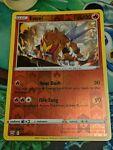 Entei 020/163 SWSH Battle Styles Reverse Holo Pokemon Card Good