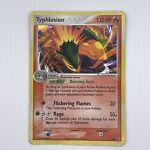 Pokemon Typhlosion Holo Black Star Promo 034 HP