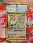 Pokemon Mysterious Treasures Mesprit 14/123 CGC 8.5 Near Mint