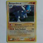 Rampardos LV 48 Holo Rare 33/123 Mysterious Treasures NM Pokemon Card