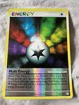 Pokemon Card: Multi Energy REVERSE HOLO 118/123 Mysterious Treasures Set!