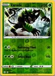 Zarude 016/072 Reverse Holo Pokemon Shining Fates Near Mint