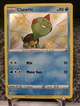 Pokémon TCG Chewtle Shining Fates SV028/SV122 Holo Shiny Holo Rare
