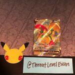Pokemon Flapple V Full Art 143/163 Ultra Rare Battle Styles - Near Mint / Mint
