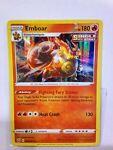 Pokemon Emboar Single Strike 025/163 TCG S&S Battle Styles Holo Rare Mint