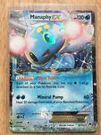 Manaphy EX 32/122 Holo/Shiny Pokemon Card, Breakpoint Rare