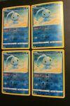 Manaphy 024/072 Reverse Holo Shining Fates Playset ×4