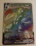 Single Strike Urshifu VMAX Rainbow Rare 167/163 Battle Styles Pokemon Card MINT