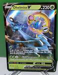 Pokemon Dhelmise V Shining Fates 009/072 Ultra Rare J1