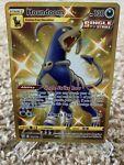 Shiny Houndoom 179/163 Pokémon Card Full Art Gold Secret Rare Battle Styles NM/M