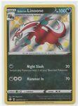 Galarian Linoone SV079/SV122 - SHINY Holo Rare - Pokemon Shining Fates