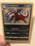 Pokemon Card Galarian Linoone SV079/SV122 Shining Fates