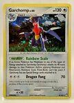 GARCHOMP LV. 66 Mysterious Treasures 9/123 HOLO Rare 2007 Pokemon Card NM