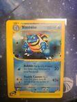 Pokemon card Blastoise NON-HOLO 36/165 Rare Expedition MP