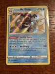 Pokemon Card Shiny Galarian Mr. Rime SV021/SV122 Shining Fates