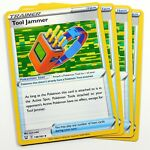 4x Tool Jammer 136/163 Battle Styles Pokemon Cards TCG Play Set NM/M