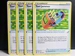Pokemon - 4x Tool Jammer 136/163 NM/Mint - Trainer - BATTLE STYLES