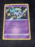 Shiny Galarian Ponyta SV047/SV122 Shining Fates Pokemon Card TCG Near mint!