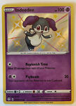 Pokémon TCG Indeedee Shining Fates SV059/SV122 Holo Shiny Near Mint Condition