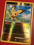 Pokemon Pichu 45/100 - Stormfront Reverse Holo