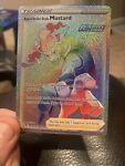 Rapid Strike Style Mustard 176/163 Pokemon TCG Battle Styles Rainbow Near Mint