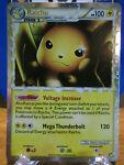 Pokemon Heartgold Soulsilver Undaunted Raichu Prime 83/90 Super/Ultra Rare