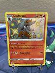 Cinderace SV017/SV122 Shining Fates SV122/SV122 Rare Shiny Pokemon TCG M3739