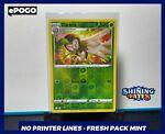 Dartrix 007/072 REVERSE HOLO Pokémon Card - Pokemon TCG Shining Fates - MINT PSA