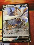 Pokemon - Stoutland V - Battle Styles - 117/163 - Ultra Rare - NM