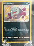Shiny Koffing Shining Fates SV076/SV122 Pokémon NM-MINT