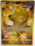 Pokemon Octillery Shiny Gold Secret Rare 178/163 Card Battle Styles NM