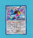 Pokemon BW Plasma Blast Set - Porygon-Z Holo Prerelease Promo # BW84 NM