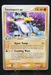 Swampert ex 95/95 Rare World Championship 2004 Pokemon Card Mint/Near Mint 🔥🔥