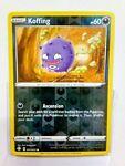 Pokemon Koffing 041/072 Shining Fates Reverse Holo Mint