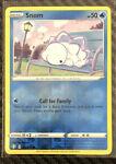 2021 Pokemon Shining Fates Snom Reverse Holo Card #029/072