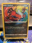 Pokemon TCG Yveltal (Amazing Rare) Near Mint Shining Fates 046/072