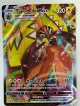 Tapu Koko Vmax 051/163 Battle Styles NM Full Art Ultra Rare Pokemon Card