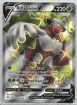 Pokemon Shining Fates Shiny Rillaboom V SV105/SV122 Full Art Card NM/M