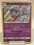 Hatterene SV056/SV122 NM Mint Shining Fates Shiny Vault Rare Holo Pokemon Card