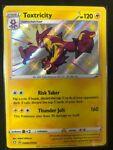 Pokemon SV042 Shiny Toxtricity Shining Fates Ultra Rare
