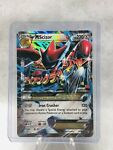 Pokemon TCG Mega M Scizor EX 77/122 XY Breakpoint Ultra Rare LP