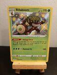 Rillaboom SV006/SV122 - Shining Fates - Mint - Pokemon Card Baby Shiny