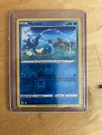 031/163 Horsea | Reverse Holo Common | Pokemon Trading Card Battle Styles TCG