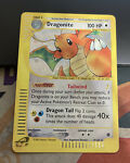 Pokemon 2002 Expedition DRAGONITE Holo 9/165 - PLAYED