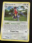 Garchomp Lv 66 9/123 Holo Mysterious Treasures LP Pokemon Card