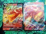 Blaziken V 020/198 & Blaziken VMAX 021/198 Pokemon CHILLING REIGN